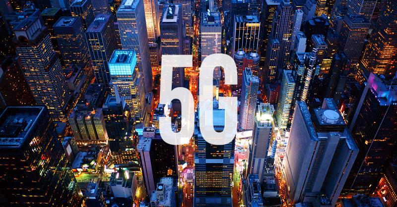 德国电信携手华为进行欧洲首个5G技术演示 速率超2G
