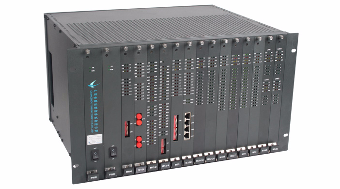 集中式综合业务接入平台_ZMUX-3300