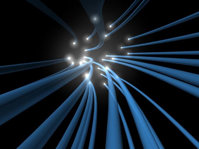 光纤传输构成